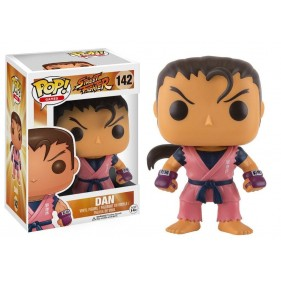 STREET FIGHTER DAN FIGURA 10 CM VINYL POP GAMES