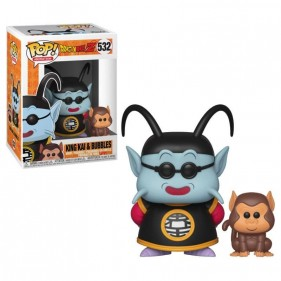 DRAGON BALL KING KAI & BUBBLES POP