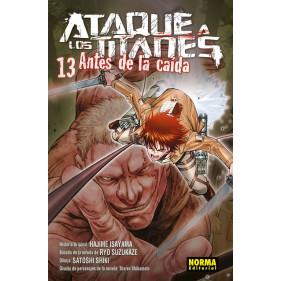 ATAQUE A LOS TITANES ANTES DE LA CAIDA 13