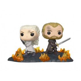 GAME OF THRONES DAENERYS & JORAH POP MOMENTS