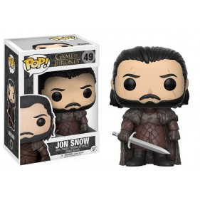 GAME OF THRONES JON SNOW 2017 POP