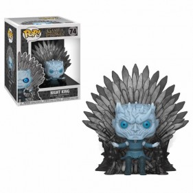 GAME OF THRONES NIGHT KING IRONTHRONE POP