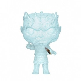 GAME OF THRONES S8 CRYSTAL NIGHT KING W/DAGGER POP