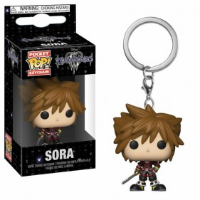 KINGDOM HEARTS 3 LLAVERO POCKET SORA POP