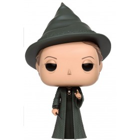 HARRY POTTER PROFESORA MCGONAGALL 10 CM POP MOVIES