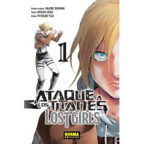 ATAQUE A LOS TITANES LOST GIRLS 01