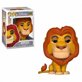 THE LION KING MUFASA POP