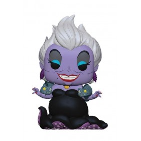 THE LITTLE MERMAID URSULA WITH EELS POP
