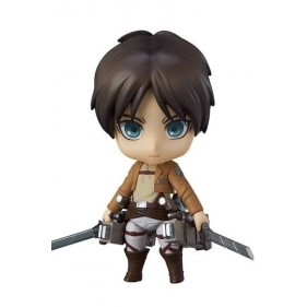 ATTACK ON TITAN NENDOROID EREN YEAGER 10CM