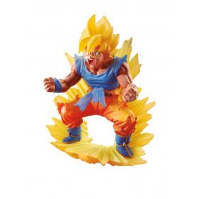 DRAGON BALL SUPER SAIYAN SON GOKU 02 FIGURA 10 CM