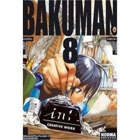 BAKUMAN 08