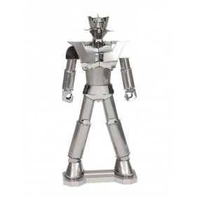MAZINGER Z PUZLE FIGURA 15 CM METAL MODEL KIT 3D